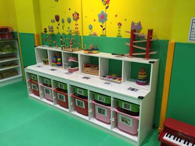 台北LOVE樂福親子館-益智玩具