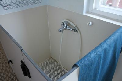 新和公共托育中心-淋浴隔間