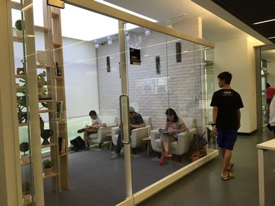 新北市立圖書館新總館-悅讀角