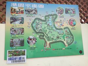 準園生態莊園-地圖