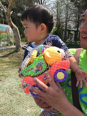 準園生態莊園-換玩具